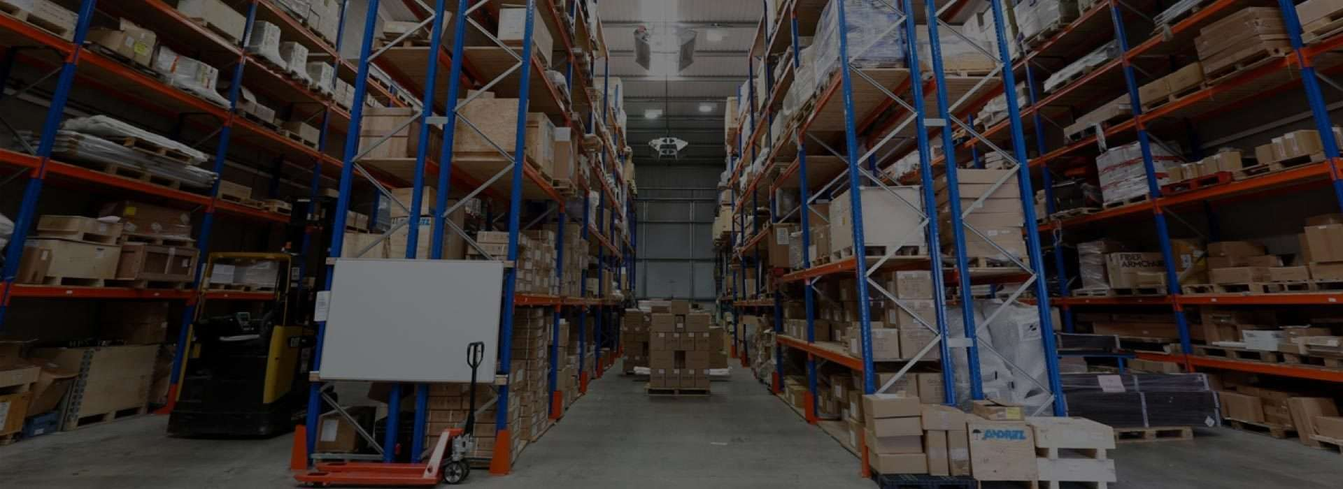 Storage and Warehousing in Basildon